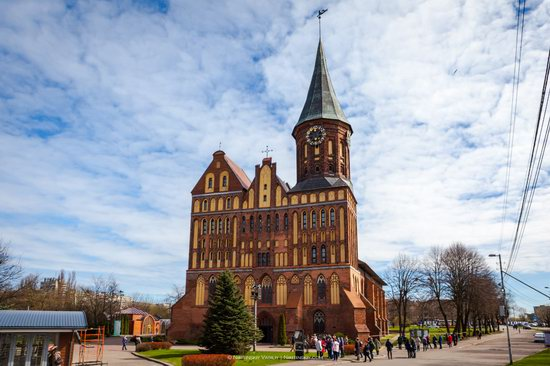 Gothic Cathedral in Kaliningrad, Russia, photo 17