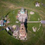 Majestic Church of the Holy Trinity in Novotroitskoye