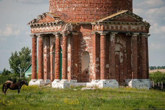 Trinity Church in Novotroitskoye, Lipetsk region, Russia, photo 10
