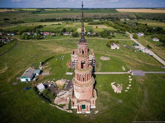 Trinity Church in Novotroitskoye, Lipetsk region, Russia, photo 16