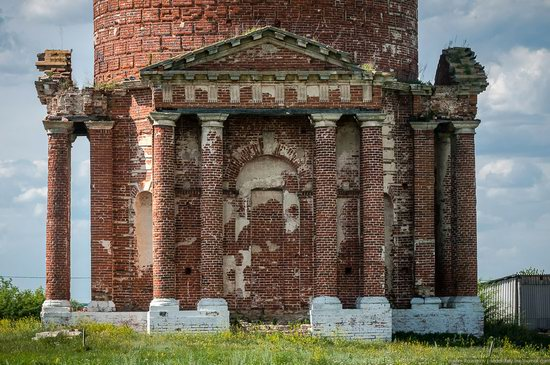 Trinity Church in Novotroitskoye, Lipetsk region, Russia, photo 17