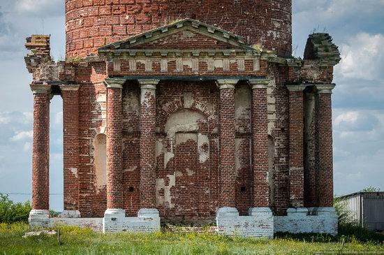 Trinity Church in Novotroitskoye, Lipetsk region, Russia, photo 17