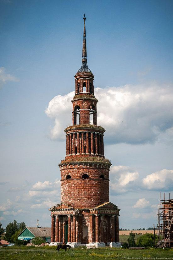Trinity Church in Novotroitskoye, Lipetsk region, Russia, photo 18