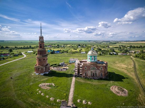 Trinity Church in Novotroitskoye, Lipetsk region, Russia, photo 20