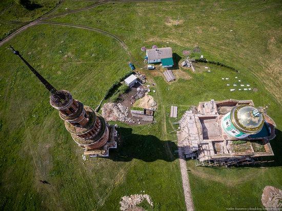 Trinity Church in Novotroitskoye, Lipetsk region, Russia, photo 21