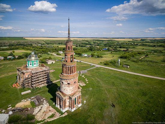 Trinity Church in Novotroitskoye, Lipetsk region, Russia, photo 22