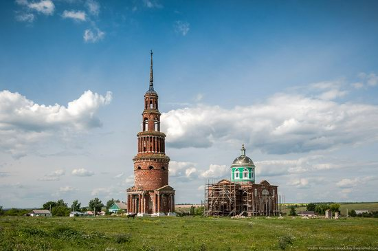 Trinity Church in Novotroitskoye, Lipetsk region, Russia, photo 3