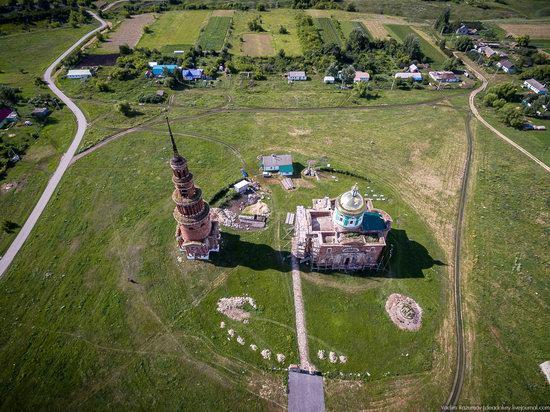 Trinity Church in Novotroitskoye, Lipetsk region, Russia, photo 4