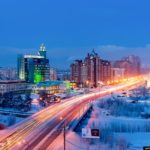 Surgut – the view from above