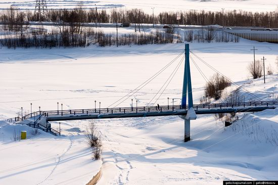 Surgut, Russia - the view from above, photo 15