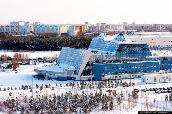 Surgut, Russia - the view from above, photo 19