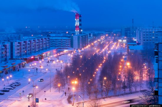 Surgut, Russia - the view from above, photo 20