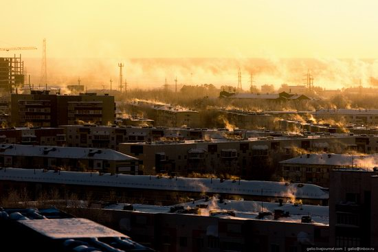 Surgut, Russia - the view from above, photo 26