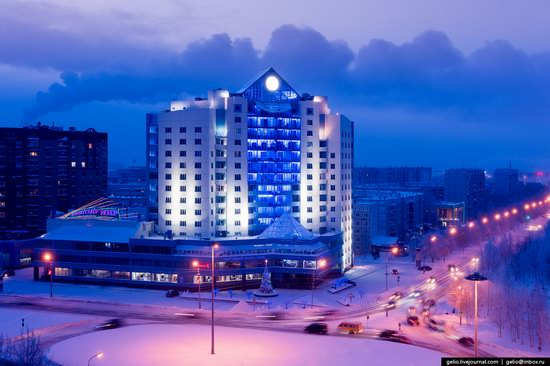Surgut, Russia - the view from above, photo 7