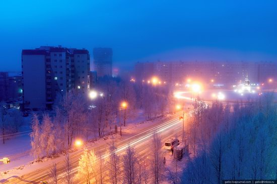 Surgut, Russia - the view from above, photo 9