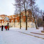 Crystal Museum of Maltsov in Gus-Khrustalny