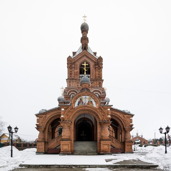 Holy Cross Church in Darna, Moscow region, Russia, photo 11