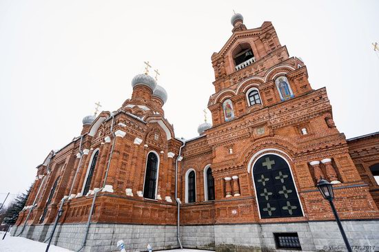 Holy Cross Church in Darna, Moscow region, Russia, photo 13