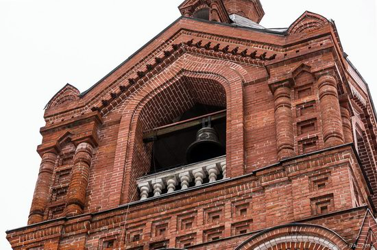 Holy Cross Church in Darna, Moscow region, Russia, photo 14