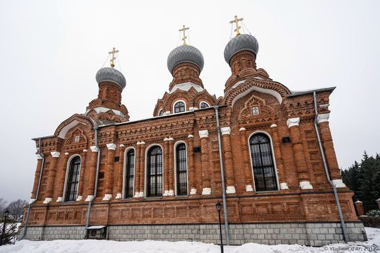 Holy Cross Church in Darna, Moscow region, Russia, photo 18