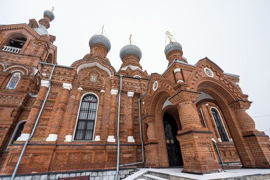 Holy Cross Church in Darna, Moscow region, Russia, photo 19