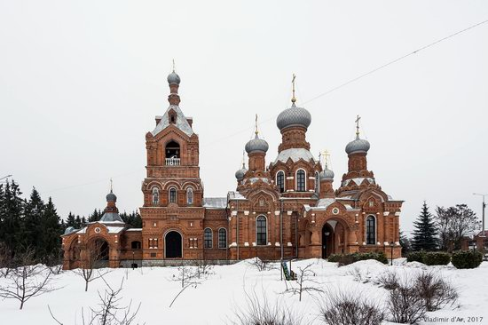 Holy Cross Church in Darna, Moscow region, Russia, photo 20