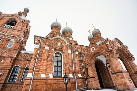 Holy Cross Church in Darna, Moscow region, Russia, photo 4