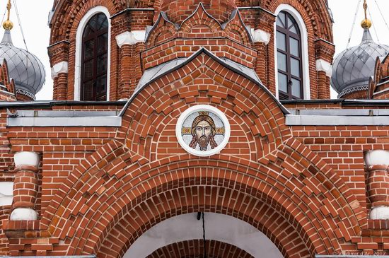 Holy Cross Church in Darna, Moscow region, Russia, photo 5