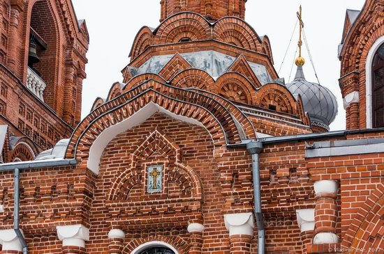 Holy Cross Church in Darna, Moscow region, Russia, photo 6