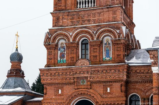 Holy Cross Church in Darna, Moscow region, Russia, photo 7