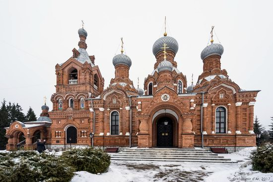 Holy Cross Church in Darna, Moscow region, Russia, photo 8