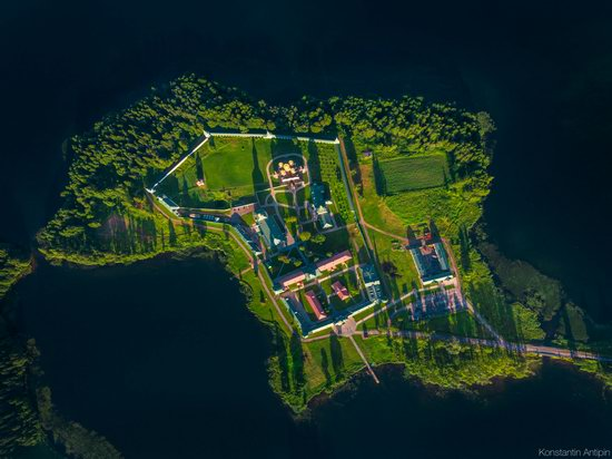 Lake Valdai, Russia - the view from above, photo 5