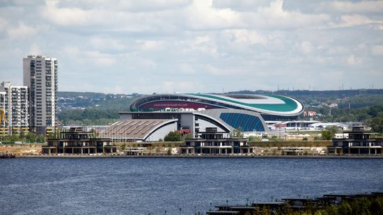 Kazan Arena stadium in Kazan, Russia, photo 1