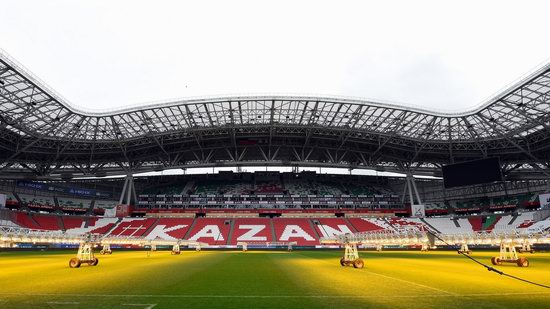 Kazan Arena stadium in Kazan, Russia, photo 2