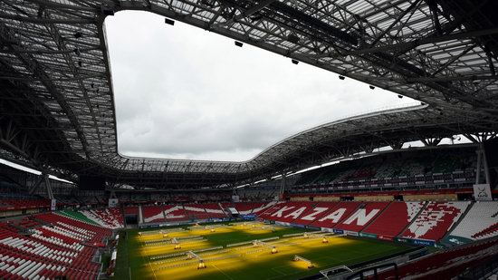 Kazan Arena stadium in Kazan, Russia, photo 3
