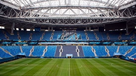 Krestovsky Stadium in Saint Petersburg, Russia, photo 2