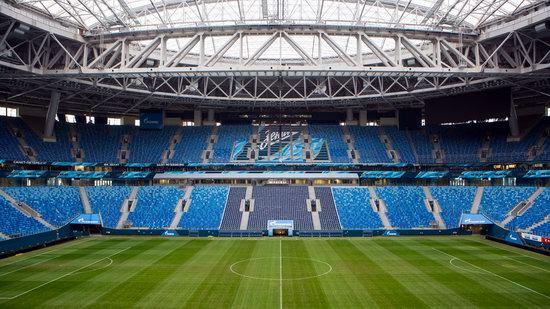 Krestovsky Stadium in Saint Petersburg, Russia, photo 2