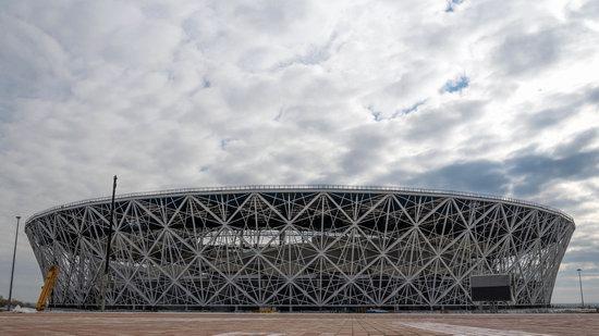 Volgograd Arena stadium in Volgograd, Russia, photo 2