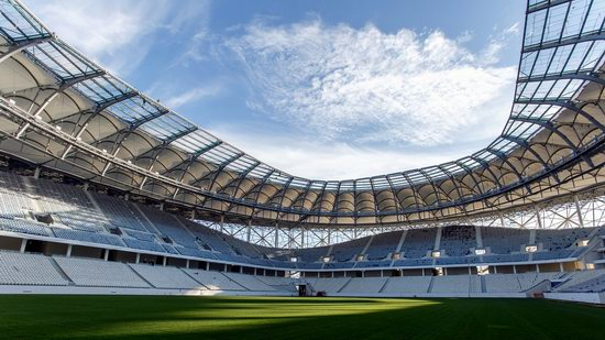 Volgograd Arena stadium in Volgograd, Russia, photo 3