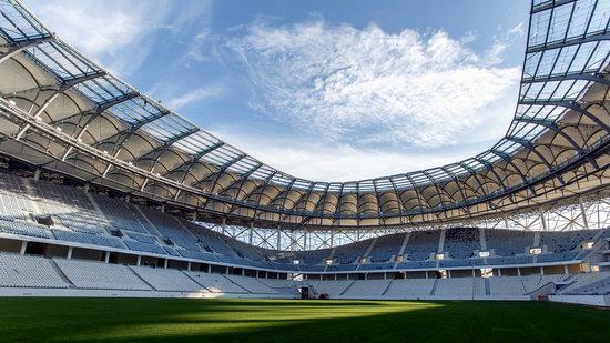 Volgograd Arena stadium in Volgograd, Russia, photo 3