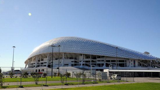 Fisht Stadium in Sochi, Russia, photo 3