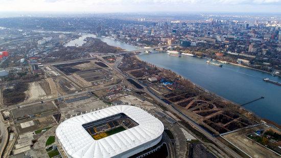 Rostov Arena stadium in Rostov-on-Don, Russia, photo 2