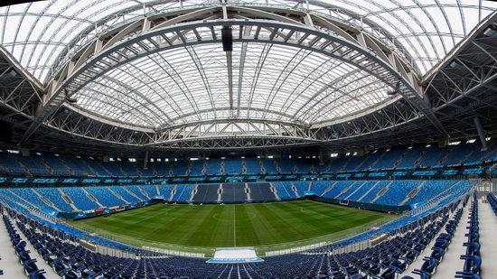 Krestovsky Stadium in Saint Petersburg, Russia, photo 3