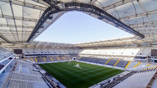 Rostov Arena stadium in Rostov-on-Don, Russia, photo 3