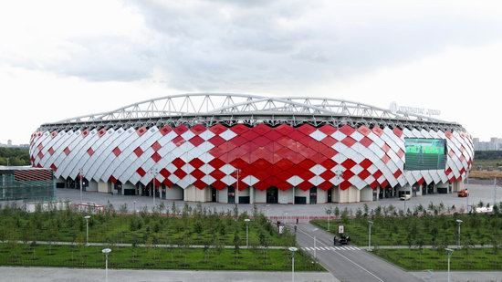 Spartak Stadium (Otkrytiye Arena) in Moscow, Russia, photo 1
