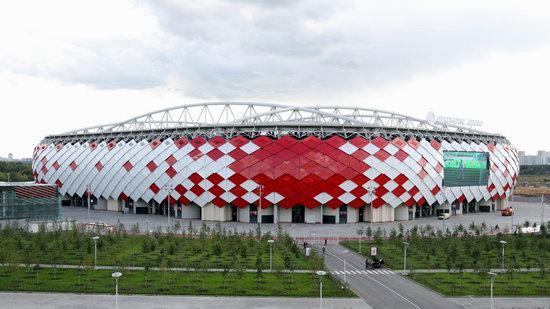 Spartak Stadium (Otkrytiye Arena) in Moscow, Russia, photo 1