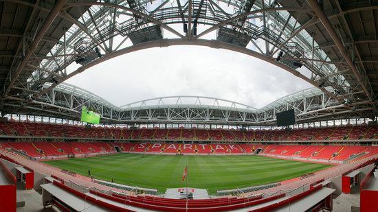 Spartak Stadium (Otkrytiye Arena) in Moscow, Russia, photo 2
