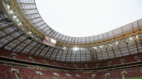 Luzhniki Stadium in Moscow, Russia, photo 2