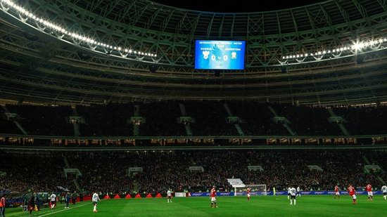 Luzhniki Stadium in Moscow, Russia, photo 3
