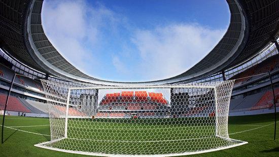 Ekaterinburg Arena stadium in Ekaterinburg, Russia, photo 2
